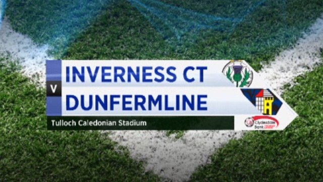 Inverness CT v Dunfermline