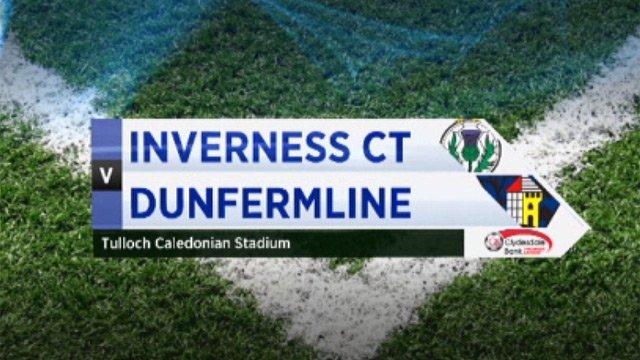 Inverness CT v Dunfermline