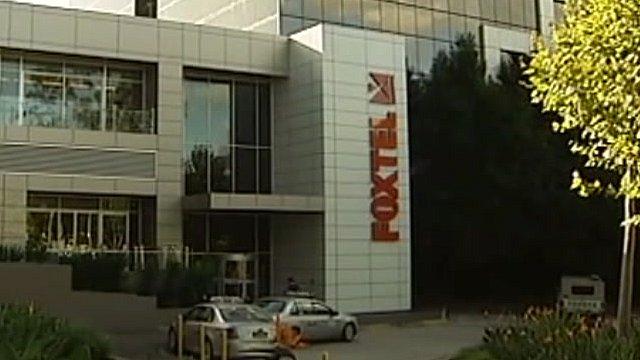Foxtel building