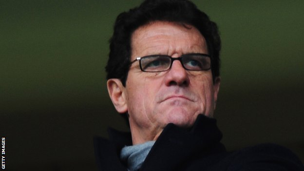 Former England manager Fabio Capello wants Premier League chance