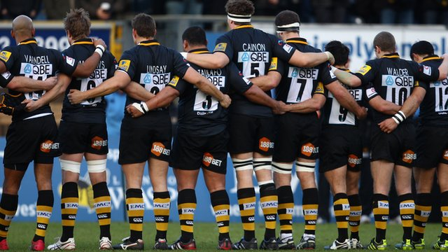 Relegation D-Day for Wasps-Newcastle