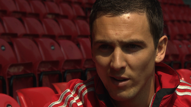 Liverpool's Stewart Downing