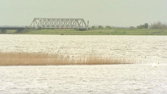 Ouse Washes flooded out