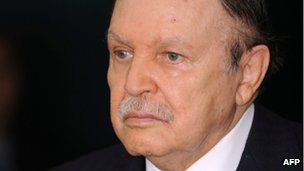 President Abdelaziz Bouteflika