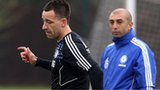 John Terry and Roberto di Matteo