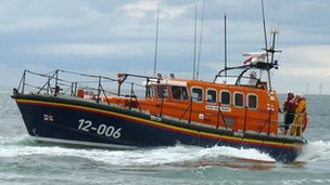 The current Mersey class lifeboat (Pic: Dave James)