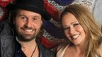 Alfie Boe and Kimberley Walsh