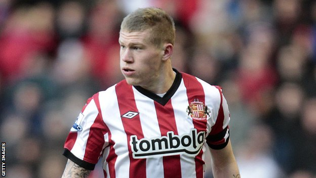 James McClean has starred for Sunderland this season