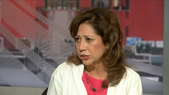 Hilda Solis on World News America