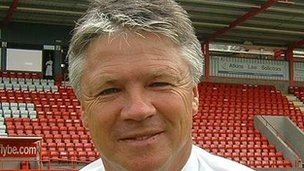 Steve Perryman