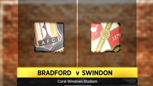 Bradford 0-0 Swindon