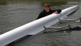 John Inverdale dunks boy in river