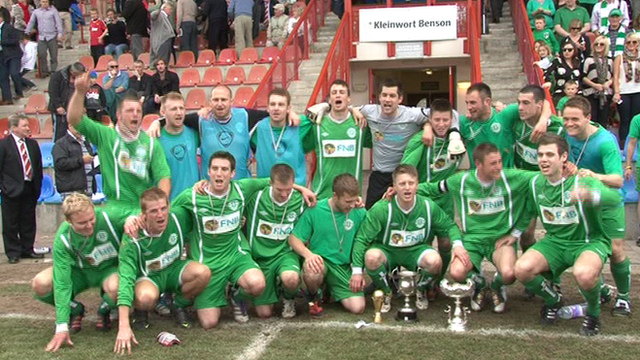 Guernsey won the 2012 Muratti Vase