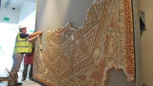 Chilgrove mosaic