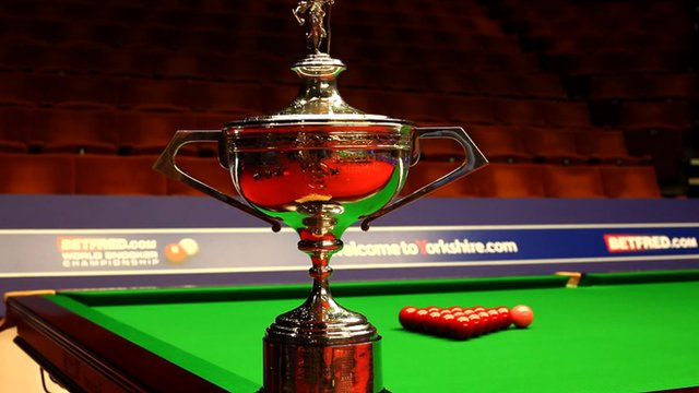 world snooker final