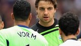 Tim Krul and Michel Vorm