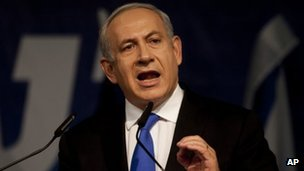 Benjamin Netanyahu (6 May 2012)