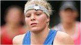 Katy Burke helped her team to bronze