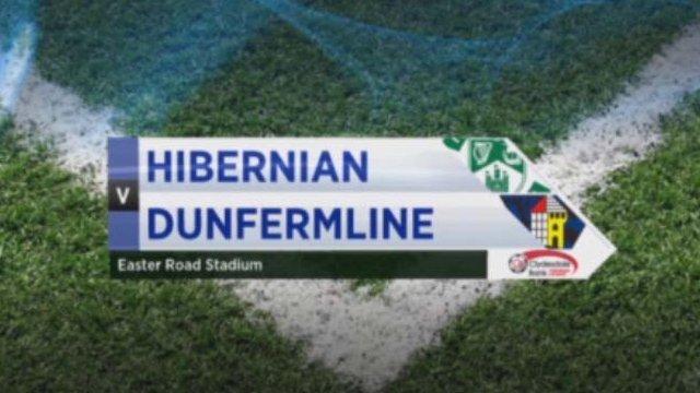 Hibernian v Dunfermline