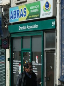 Abras headquarters in Willesden