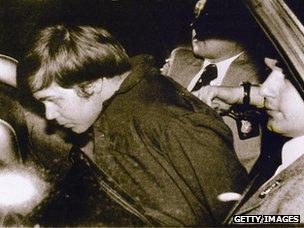 Arrest of John Hinckley