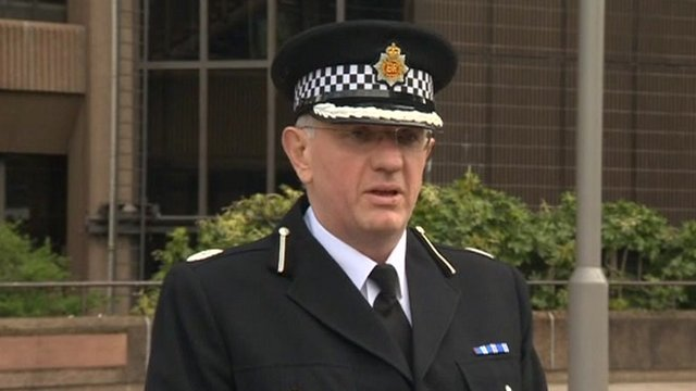 Assistant Chief Constable Steve Heywood