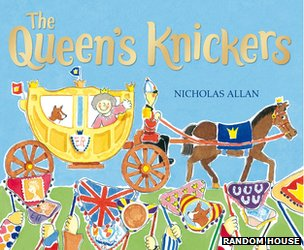 The Queen's Knickers book