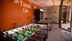 Tango cafe