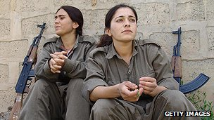 Kurdish rebels