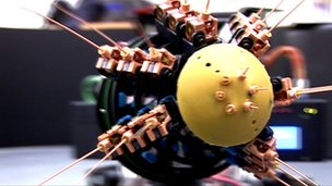 The Shrewbot, a robot that imitates shrew and rat whiskers