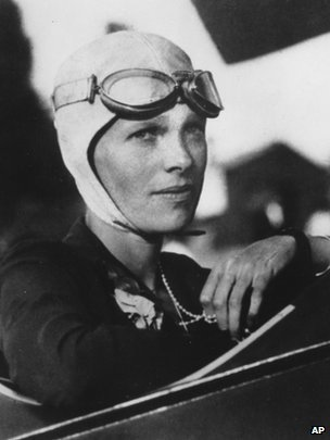 After completing her transatlantic challenge, Amelia became the first person to fly across the Pacific