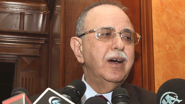 Prime Minister Abdurrahim al-Keib