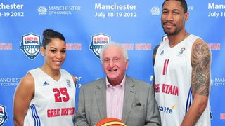 Lauren Thomas-Johnson, Lionel Price and Andrew Sullivan