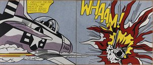 Roy Lichtenstein&#039;s Whamm!