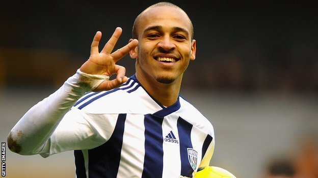 "Peter Odemwingie says Roy Hodgson is at his best with ""average"" teams"