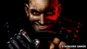 Character art from Carmageddon