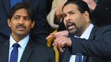 Blackburn Rovers owners Venkatesh Rao and Balaji Rao