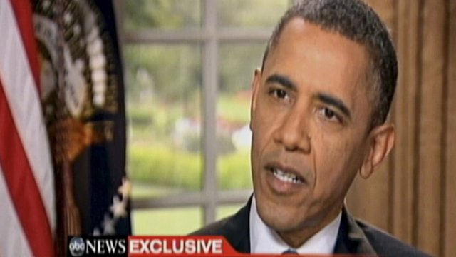 President Barack Obama has said that he believes gay and lesbian Americans ...