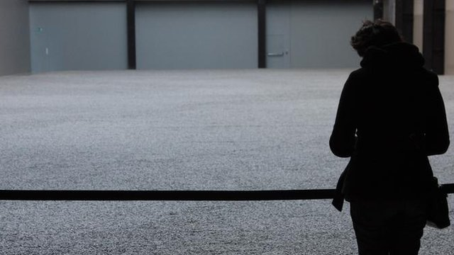 Ai Weiwei's sunflower seeds at the Tate Modern in 2010