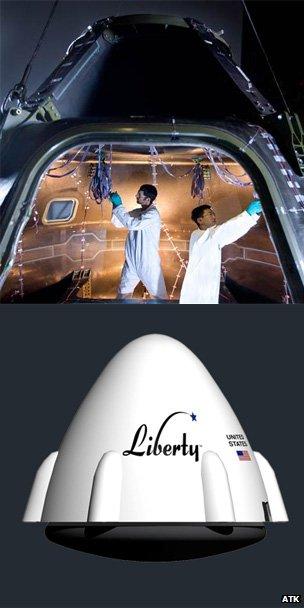 Liberty capsule