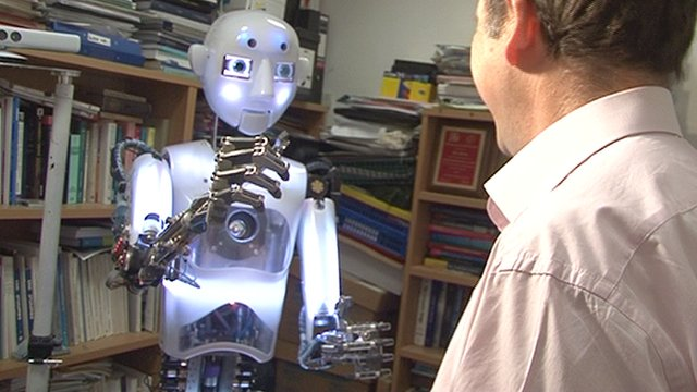 WATCH: A demonstration of how robot &#039;beaming&#039; technology works