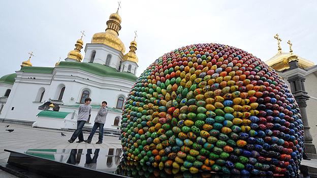 Kiev-Pecherskaya Lavra cathedral