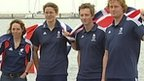 Team GB sailors