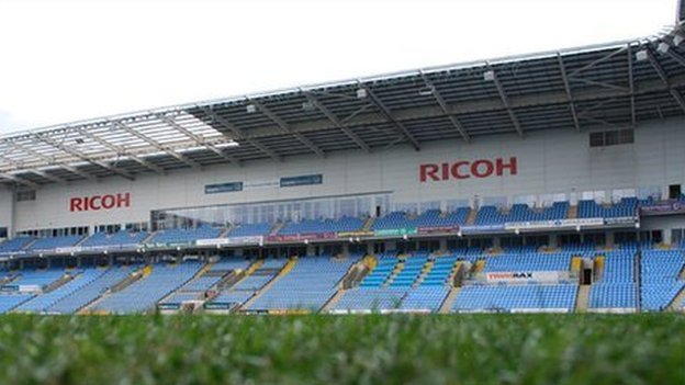 Ricoh Arena