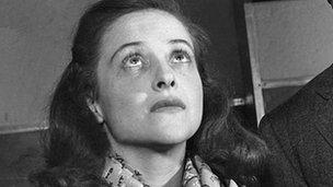 Joyce Redman in 1945