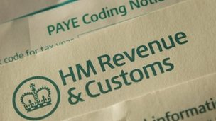 HMRC taxation bill