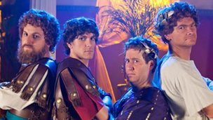 Horrible Histories, 2011