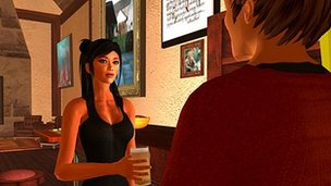 Avatars in Second Life (pic: Linden Lab)