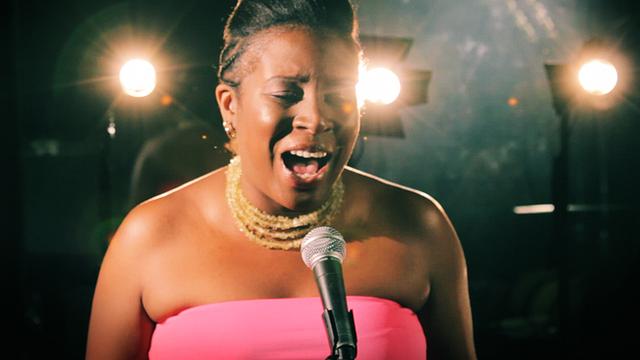 Kenyan soul singer Atemi Oyungu