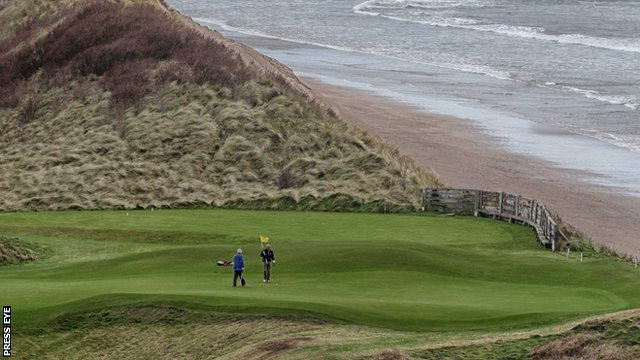 The Irish Open looks certain to attract large crowds to Royal Portrush